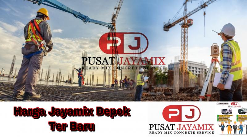 HARGA JAYAMIX DEPOK TERBARU 2021 | PUSAT JAYAMIX