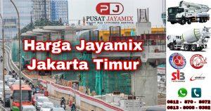 HARGA JAYAMIX JAKARTA TIMUR TERBARU