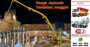 HARGA JAYAMIX TERDEKAT JONGGOL | PUSAT JAYAMIX